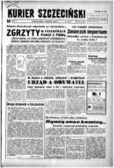 Kurier Szczeciński. R.5, 1949 nr 91