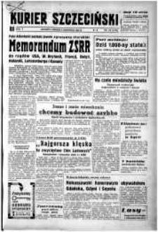 Kurier Szczeciński. R.5, 1949 nr 92
