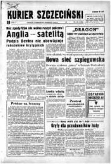 Kurier Szczeciński. R.5, 1949 nr 93