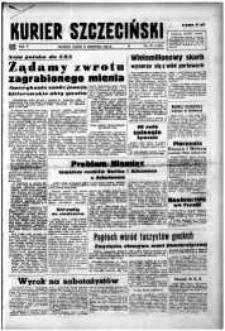 Kurier Szczeciński. R.5, 1949 nr 97