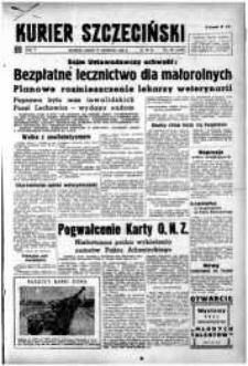 Kurier Szczeciński. R.5, 1949 nr 98