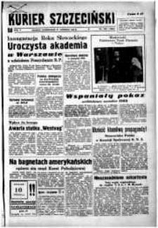 Kurier Szczeciński. R.5, 1949 nr 100