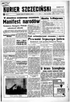 Kurier Szczeciński. R.5, 1949 nr 114