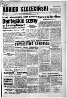 Kurier Szczeciński. R.5, 1949 nr 115