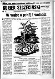 Kurier Szczeciński. R.5, 1949 nr 118