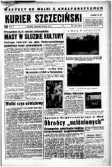 Kurier Szczeciński. R.5, 1949 nr 122