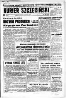 Kurier Szczeciński. R.5, 1949 nr 126