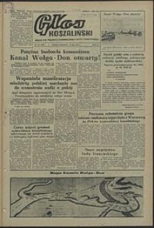 Głos Koszaliński. 1952, lipiec, nr 179