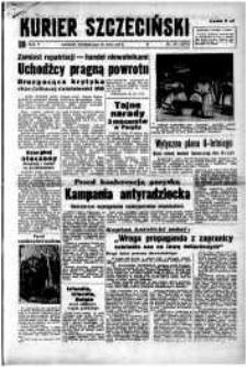 Kurier Szczeciński. R.5, 1949 nr 133