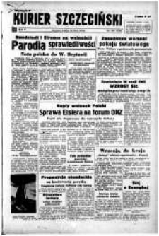 Kurier Szczeciński. R.5, 1949 nr 138