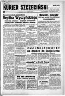 Kurier Szczeciński. R.5, 1949 nr 145