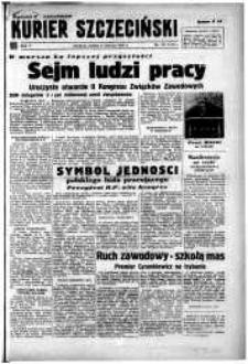 Kurier Szczeciński. R.5, 1949 nr 151