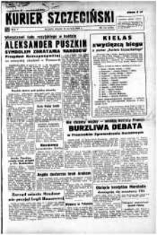 Kurier Szczeciński. R.5, 1949 nr 161