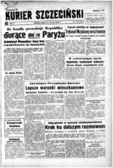 Kurier Szczeciński. R.5, 1949 nr 165