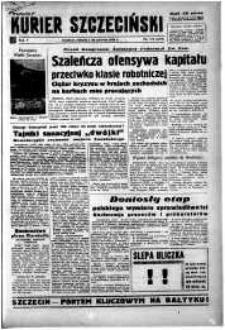 Kurier Szczeciński. R.5, 1949 nr 173