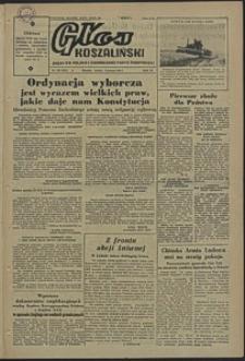 Głos Koszaliński. 1952, sierpień, nr 186