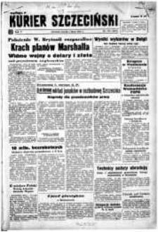 Kurier Szczeciński. R.5, 1949 nr 178