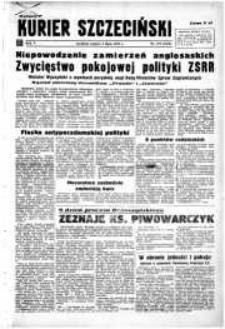 Kurier Szczeciński. R.5, 1949 nr 179