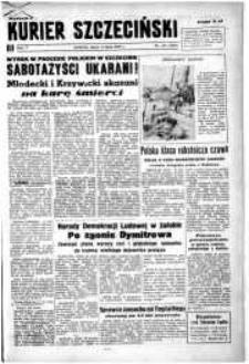 Kurier Szczeciński. R.5, 1949 nr 183