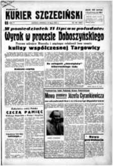 Kurier Szczeciński. R.5, 1949 nr 187