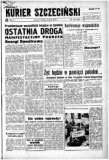 Kurier Szczeciński. R.5, 1949 nr 189