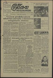 Głos Koszaliński. 1952, sierpień, nr 189