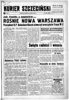 Kurier Szczeciński. R.5, 1949 nr 201