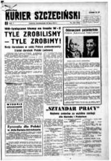 Kurier Szczeciński. R.5, 1949 nr 202