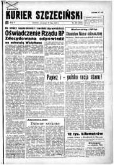 Kurier Szczeciński. R.5, 1949 nr 205