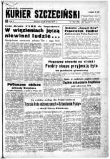 Kurier Szczeciński. R.5, 1949 nr 206