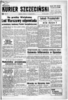 Kurier Szczeciński. R.5, 1949 nr 215