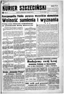 Kurier Szczeciński. R.5, 1949 nr 216