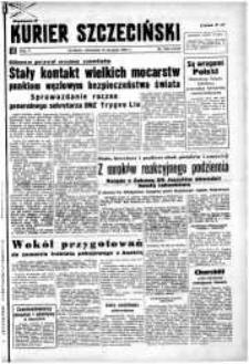 Kurier Szczeciński. R.5, 1949 nr 219