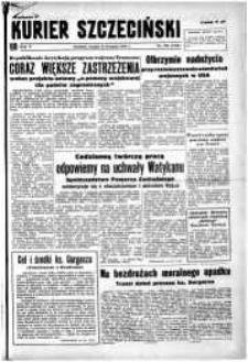 Kurier Szczeciński. R.5, 1949 nr 220
