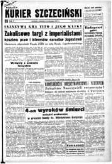 Kurier Szczeciński. R.5, 1949 nr 222