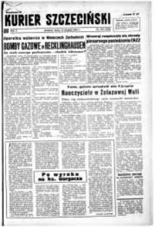 Kurier Szczeciński. R.5, 1949 nr 225