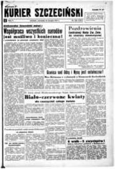 Kurier Szczeciński. R.5, 1949 nr 226