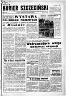 Kurier Szczeciński. R.5, 1949 nr 230