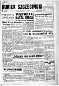 Kurier Szczeciński. R.5, 1949 nr 231