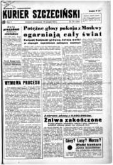 Kurier Szczeciński. R.5, 1949 nr 237