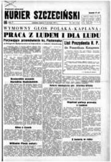 Kurier Szczeciński. R.5, 1949 nr 242 wyd. miejskie
