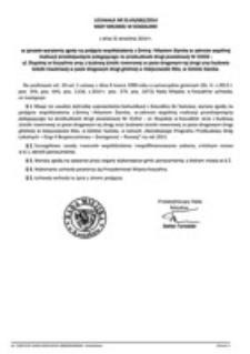 Uchwała Rady Miejskiej w Koszalinie nr XLVIII/682/2014