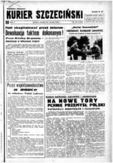 Kurier Szczeciński. R.5, 1949 nr 259 wyd. miejskie