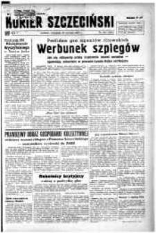 Kurier Szczeciński. R.5, 1949 nr 261 wyd. wojewódzkie