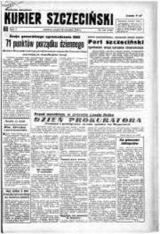 Kurier Szczeciński. R.5, 1949 nr 262 wyd. miejskie