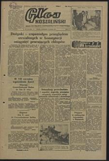 Głos Koszaliński. 1952, sierpień, nr 197