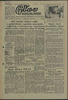 Głos Koszaliński. 1952, sierpień, nr 198