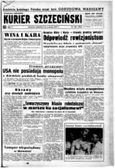 Kurier Szczeciński. R.5, 1949 nr 264 wyd. miejskie