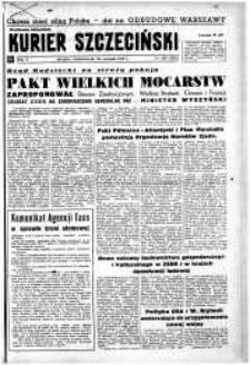Kurier Szczeciński. R.5, 1949 nr 265 wyd. miejskie