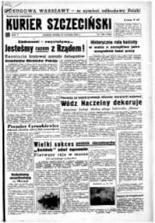 Kurier Szczeciński. R.5, 1949 nr 266 wyd. miejskie